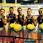 Championnats d'Europe Sofia