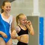 entrainement à la Nantaise gymnastique