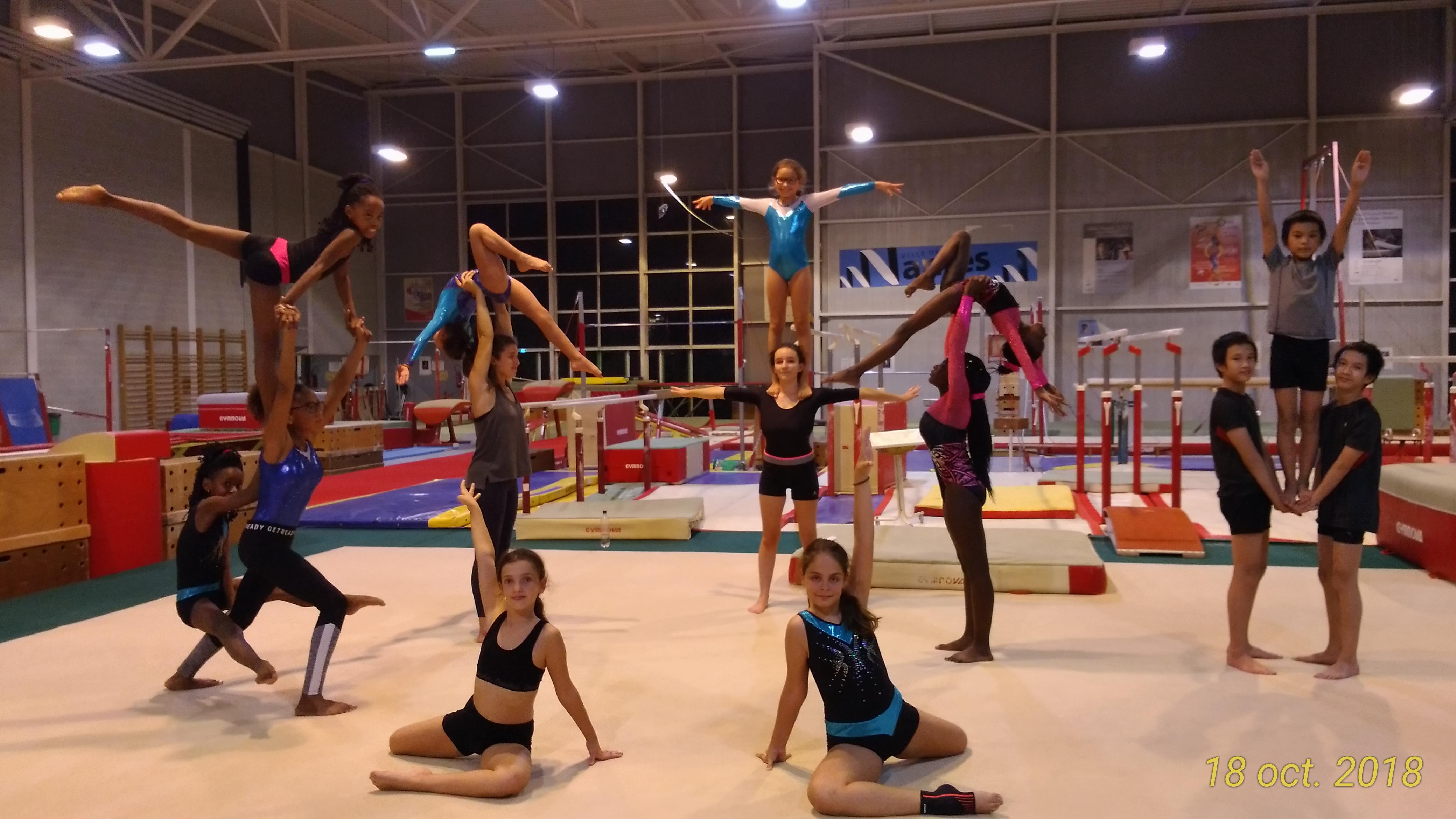 <p>Nos Acrobates ont brillé lors de la finale régionale de Gymnastique Acrobatique qui s&rsquo;est déroulée le 3 Février dernier à Luçon Chacun des&nbsp;ensemble&nbsp;qui&nbsp;représentait&nbsp;La Nantaise&nbsp;a pu accéder à la première marche du podium de sa catégorie !!! En Duo Fédérale B 7/15 ans&nbsp;Emmy et Yasmine&nbsp;&nbsp; En Duo Fédérale B Toutes catégories&nbsp;Youssra [&hellip;]</p>